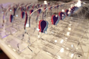 Unicamp Inventor Award 2016 (Photo: Pedro Amatuzzi from the post - in Portuguese - available at: http://www.inova.unicamp.br/premioinventores/inova-unicamp-premia-146-pesquisadores-em-cerimonia-realizada-na-fcm)